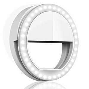 FREE Ring Light With Any Bundle In white One size